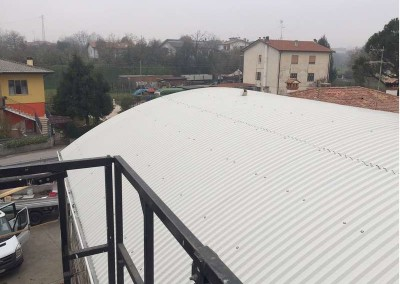 Nuova copertura capannone - foto 3