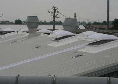 Rifacimento copertura industriale (3)