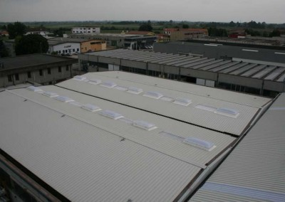 Rifacimento copertura industriale (4)