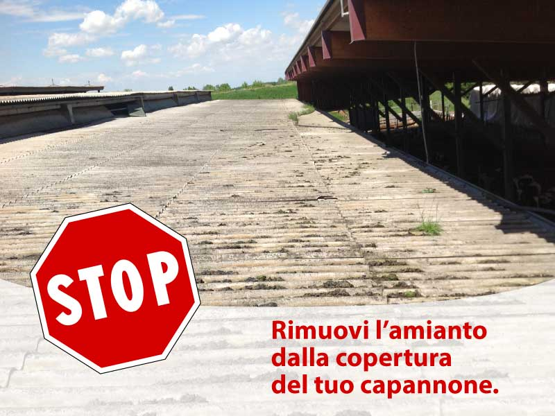 Smaltimento amianto a Padova e Vicenza